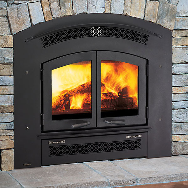 wood burning fireplace installation in Emmitsburg MD