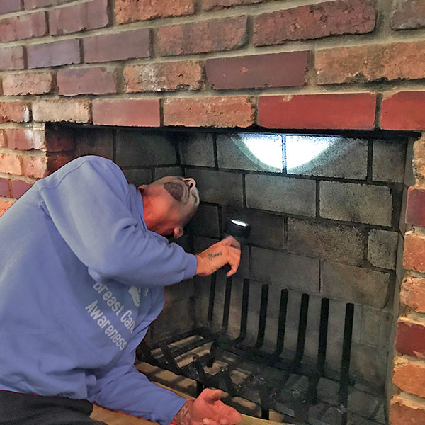 certified chimney inspection in Harpers Ferry WV