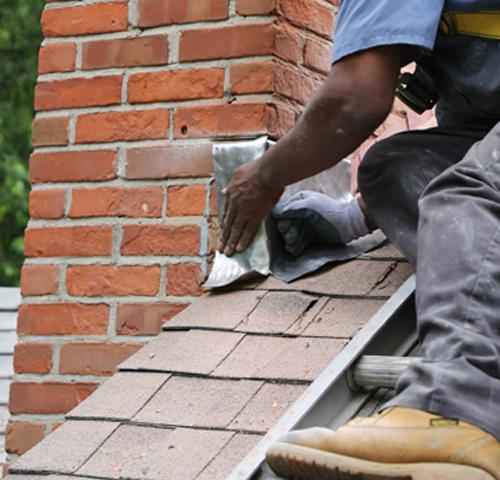 chimney flashing & Chimney leak repair in Westminster MD