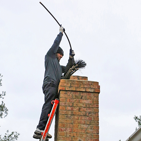Annual Chimney Sweep