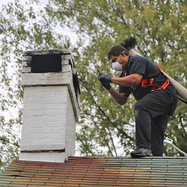Chimney Inspection In Frederick, MD