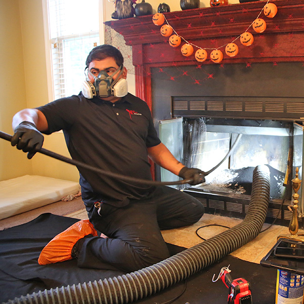Chimney Cleaning Frederick, MD