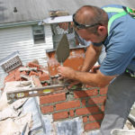 Crumbling Chimney Repairs in Hagerstown, MD