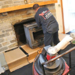 install a fireplace, mount airy md