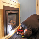 gas fireplace servicing, hampstead md